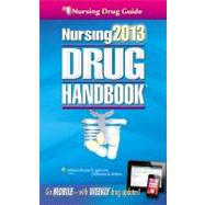 Nursing 2013 Drug Handbook by Unknown, 9781451150230