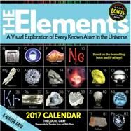 Elements 2017 Calendar by Gray, Theodore, 9780316390231