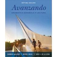 Avanzando: Spanish Grammar & Reading by Salazar, Carmen; Arias, Rafael, 9781118280232