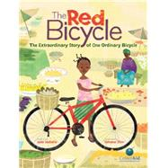 The Red Bicycle by Isabella, Jude; Shin, Simone, 9781771380232