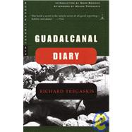 Guadalcanal Diary by TREGASKIS, RICHARDBOWDEN, MARK, 9780679640233