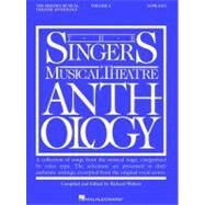 The Singer's Musical Theatre Anthology by Walters, Richard, 9781423400233