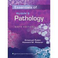 Essentials of Rubin's Pathology by Rubin, Emanuel; Reisner, Howard, 9781451110234