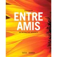 Entre Amis by Oates,Michael, 9780495900238