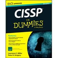 Cissp for Dummies by Miller, Lawrence C.; Gregory, Peter H., 9781119210238