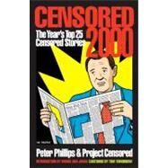 Censored 2000 by PHILLIPS, PETERABU-JAMAL, MUMIA, 9781583220238