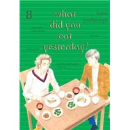 What Did You Eat Yesterday?, Volume 8 by Yoshinaga, Fumi, 9781941220238