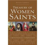 Treasury of Women Saints: A Devotional Companion by Chervin, Ronda, 9781632530240