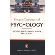 The Penguin Dictionary of Psychology Fourth Edition by Reber, Arthur S.; Reber, Emily; Allen, Rhianon, 9780141030241