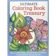 Ultimate Coloring Book Treasury by Harper, Valentina; Mcardle, Thaneeya, 9781497200241