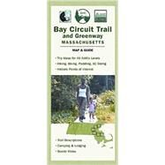 Bay Circuit Trail Map & Guide by Appalachian Mountain Club Books, 9781628420241