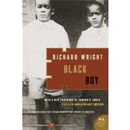Black Boy by Wright, Richard, 9780061130243