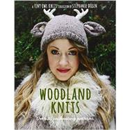 Woodland Knits by Dosen, Stephanie; Mumford, Tiffany, 9781627100243