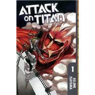 Attack on Titan 1 by ISAYAMA, HAJIME, 9781612620244
