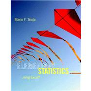 Elementary Statistics Using Excel Plus NEW MyStatLab with Pearson eText -- Access Card Package by Triola, Mario F., 9780321890245