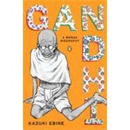 Gandhi by Ebine, Kazuki, 9780143120247