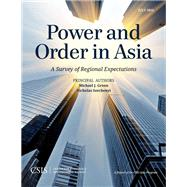 Power and Order in Asia 9781442240247N
