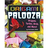 Origami Palooza by Harbo, Christopher, 9781491420249