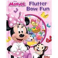 Disney Minnie Mouse  Flutter Bow Fun