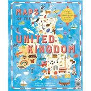 Maps of the United Kingdom by Dixon, Rachel; Gosling, Livi, 9781786030252