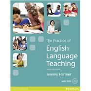 Practice of English Language Teaching (with DVD) by Harmer, Jeremy, 9781447980254