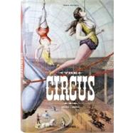 The Circus Book: 1870-1950 by Jando, Dominique, 9783836520256