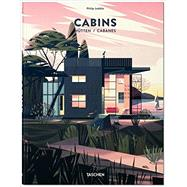 Cabins by Jodidio, Philip, 9783836550260