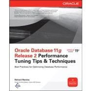 Oracle Database 11g Release 2 Performance Tuning Tips & Techniques by Niemiec, Richard, 9780071780261