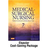Medical-surgical Nursing + Elsevier Adaptive Quizzing by Ignatavicius, Donna D.; Workman, M. Linda; Elsevier, 9780323280266