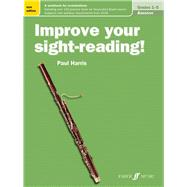Improve Your Sight-reading! Bassoon, Grade 1-5 by Harris, Paul, 9780571540266