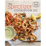 Spiralizer 2.0 Cookbook by Williams-sonoma Test Kitchen, 9781681880266