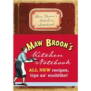Maw Broon's Kitchen Notebook by Broon, Maw, 9781910230268