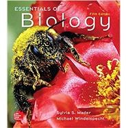Essentials of Biology by Mader, Sylvia; Windelspecht, Michael, 9781259660269