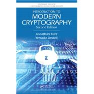 Introduction to Modern Cryptography, Second Edition by Katz; Jonathan, 9781466570269