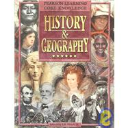 History and Geography: Level 6 by Hirsch, E. D., 9780769050270