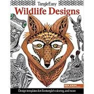 Tangleeasy Wildlife Designs by Kwok, Ben, 9781497200272