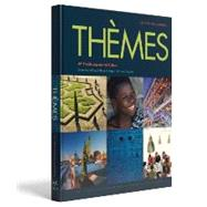 Thèmes AP® French Language and Culture Student Edition with Supersite PLUS (vText) Code by Vista Higher Learning, 9781680040272