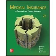 Medical Insurance: A Revenue Cycle Process Approach by Valerius, Joanne D.; Bayes, Nenna L.; Newby, Cynthia; Blochowiak, Amy L., 9780077840273