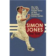 The Test by Jones, Simon, 9780224100274