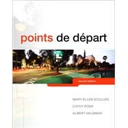 Points de départ Plus MyFrenchLab with Pearson eText multi semester -- Access Card Package by Scullen, Mary Ellen; Pons, Cathy; Valdman, Albert, 9780205990276