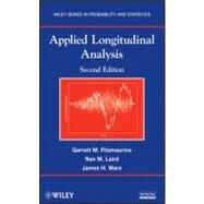 Applied Longitudinal Analysis by Fitzmaurice, Garrett M.; Laird, Nan M.; Ware, James H., 9780470380277