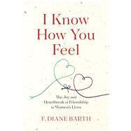 I Know How You Feel by Barth, F. Diane, 9780544870277