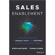 Sales Enablement by Matthews, Byron; Schenk , Tamara, 9781119440277
