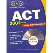 Kaplan Act 2002 by Staff of Kaplan Educational Centers, 9780743230278