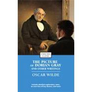 The Picture of Dorian Gray and Other Writings by Wilde, Oscar, 9781416500278