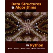Data Structures and Algorithms in Python by Goodrich, Michael T.; Tamassia, Roberto; Goldwasser, Michael H., 9781118290279