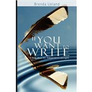 If You Want To Write by Brenda Ueland, 9789650060282