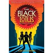 The Black Lotus: Shadow of the Ninja by Fanning, Kieran, 9780545940283