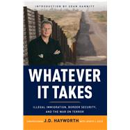 Whatever It Takes by Hayworth, J. D., 9780895260284
