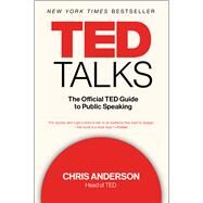 Ted Talks by Anderson, Chris, 9781328710284